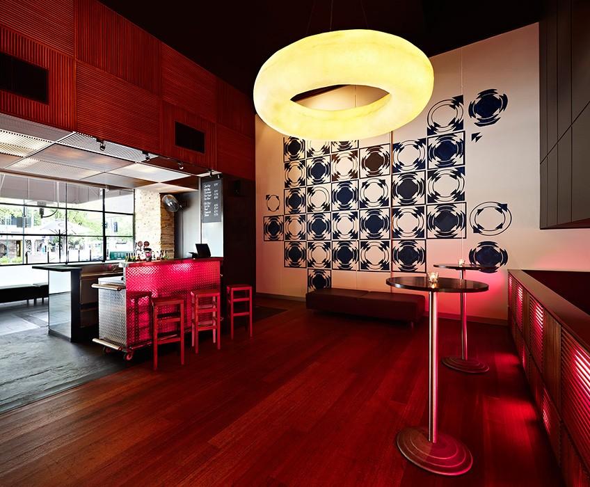 Melbourne hotel restaurant and bar