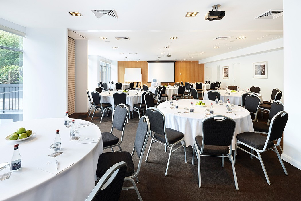 Sydney hotel reception, restaurant and function rooms