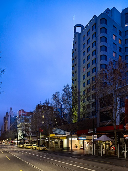 Melbourne hotel, restaurant and function rooms