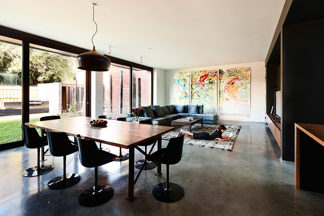 Inner city house designs melbourne house and home design for Best house designs melbourne