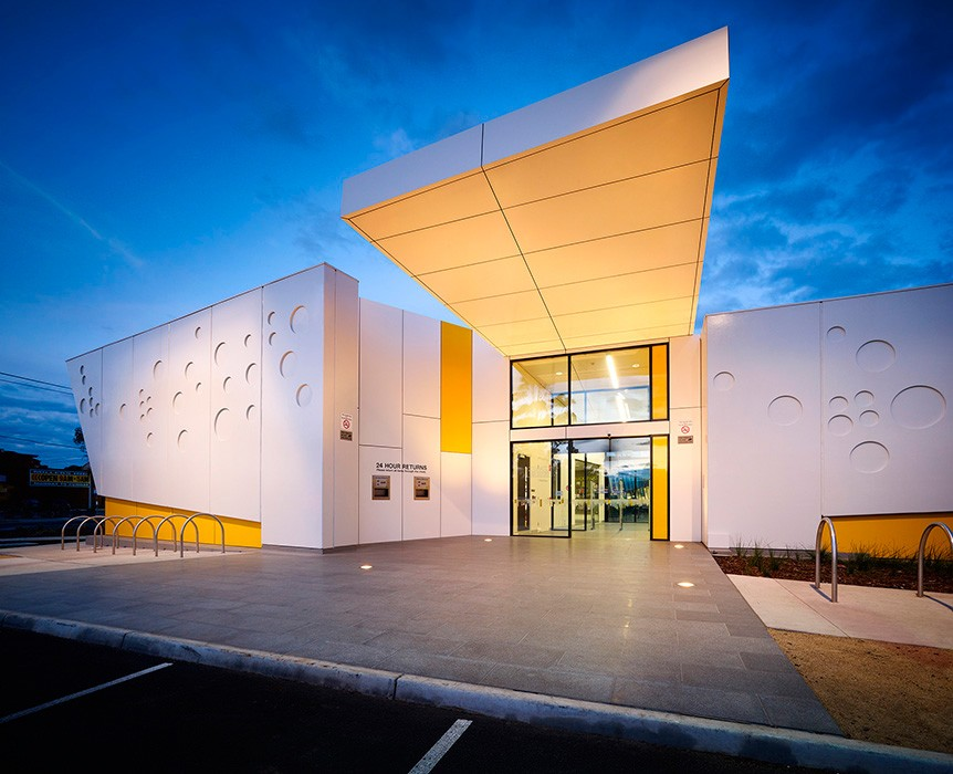 state of the art library and community centre in Altona North, Hobsons Bay City Council