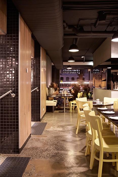 Cafe, bar, restaurant