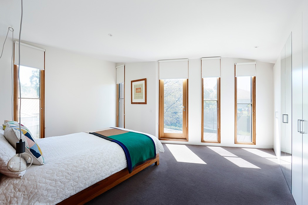 inner Melbourne sustainable home