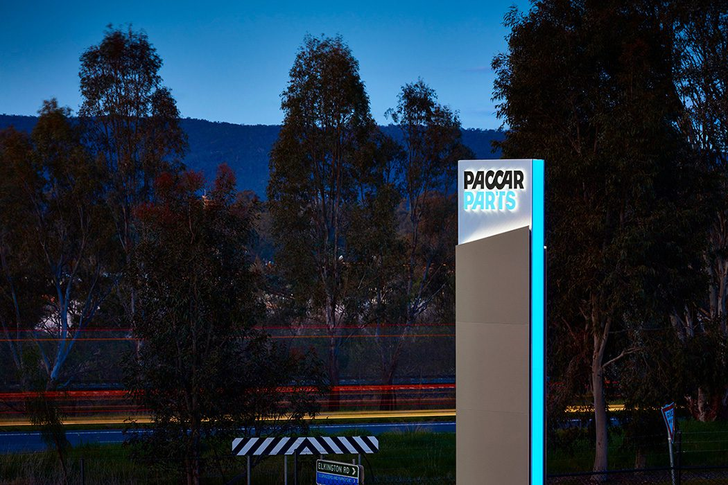 Wodonga Pylon sign