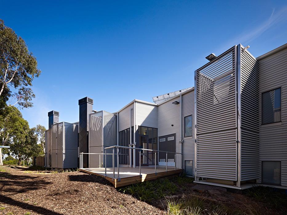 Community centre in Batesford Reserve, Chadstone Victoria