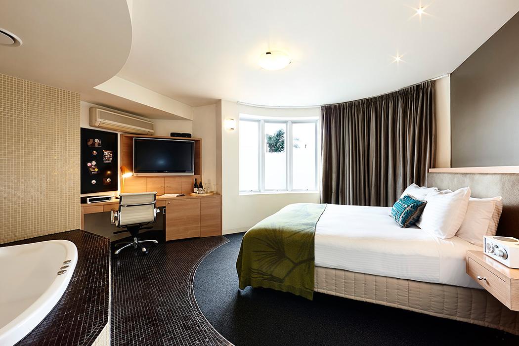 Hotel room photography Melbourne - Urban St Kilda Rooms 4