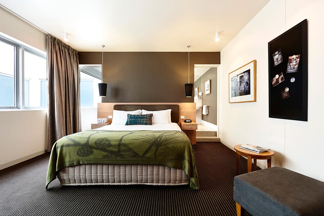 Hotel room photography Melbourne - Urban St Kilda Rooms 6