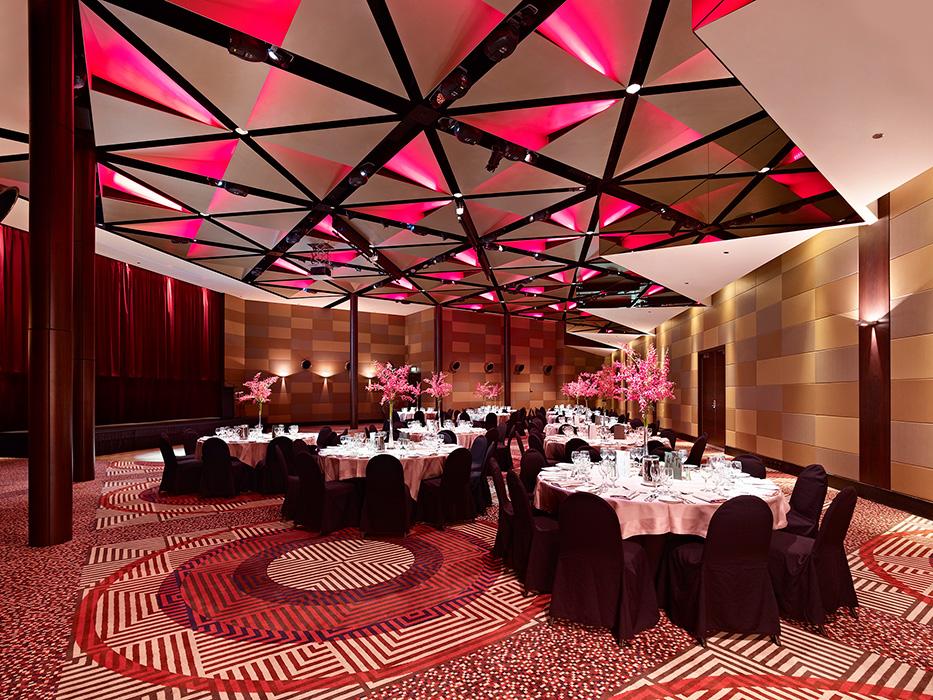 ballroom photos - La Trobe Ballroom at Sofitel Melbourne On Collins