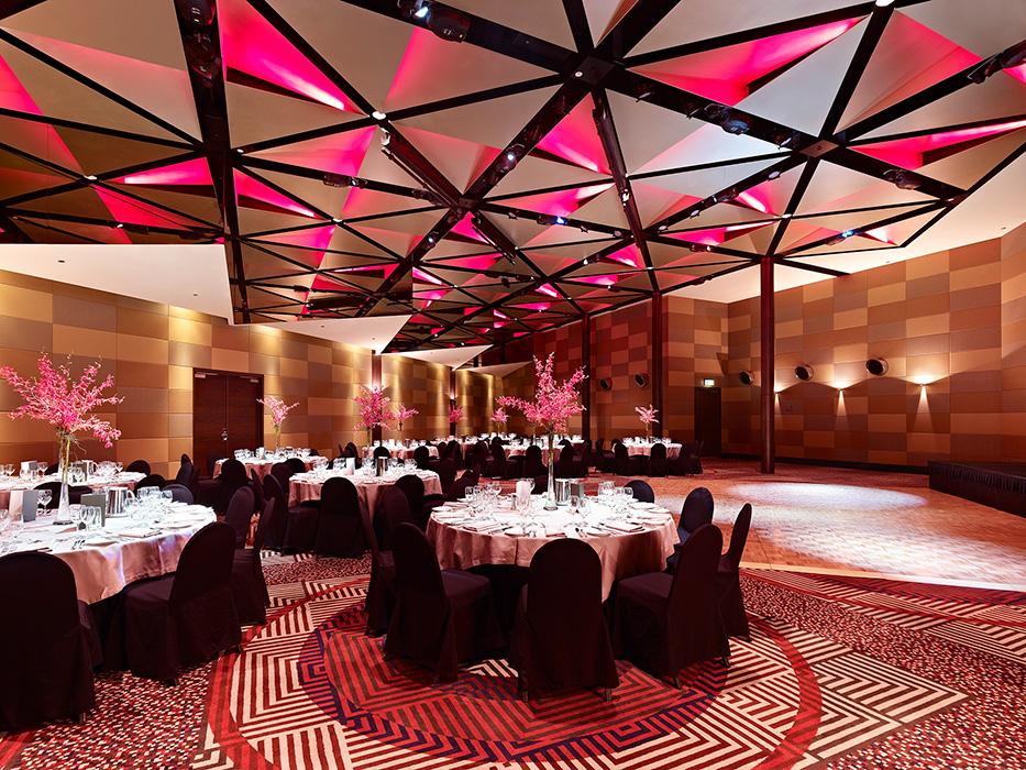 ballroom photos - La Trobe Ballroom at Sofitel Melbourne On Collins 3