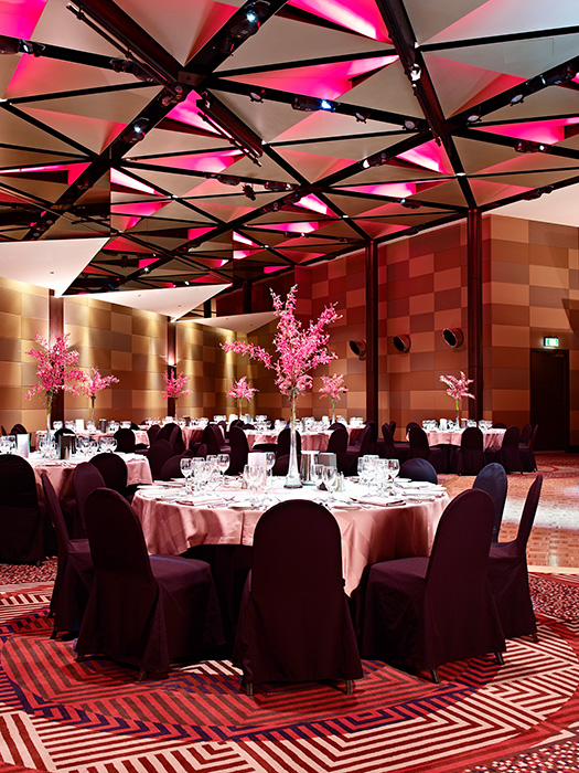 ballroom photos - La Trobe Ballroom at Sofitel Melbourne On Collins 4