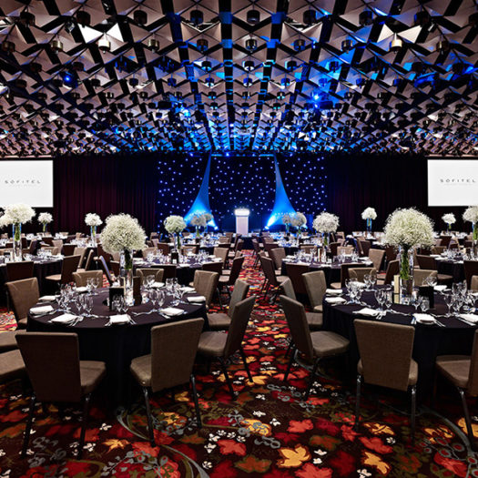 Sofitel Melbourne On Collins Grand Ballroom - Luxury hotel photography 3