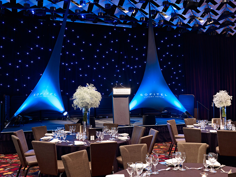 Sofitel Melbourne On Collins Grand Ballroom - Luxury hotel photography 5