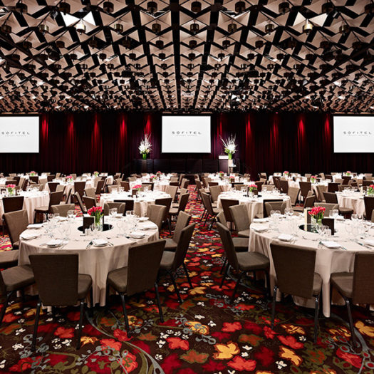 Sofitel Melbourne On Collins Grand Ballroom - Luxury hotel photography 6