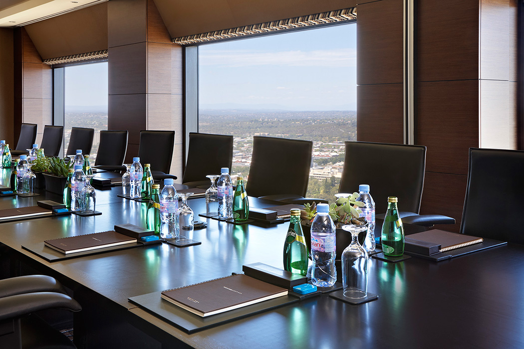hotel function room photography - Level 35 Tower Suites at Sofitel Melbourne On Collins 1