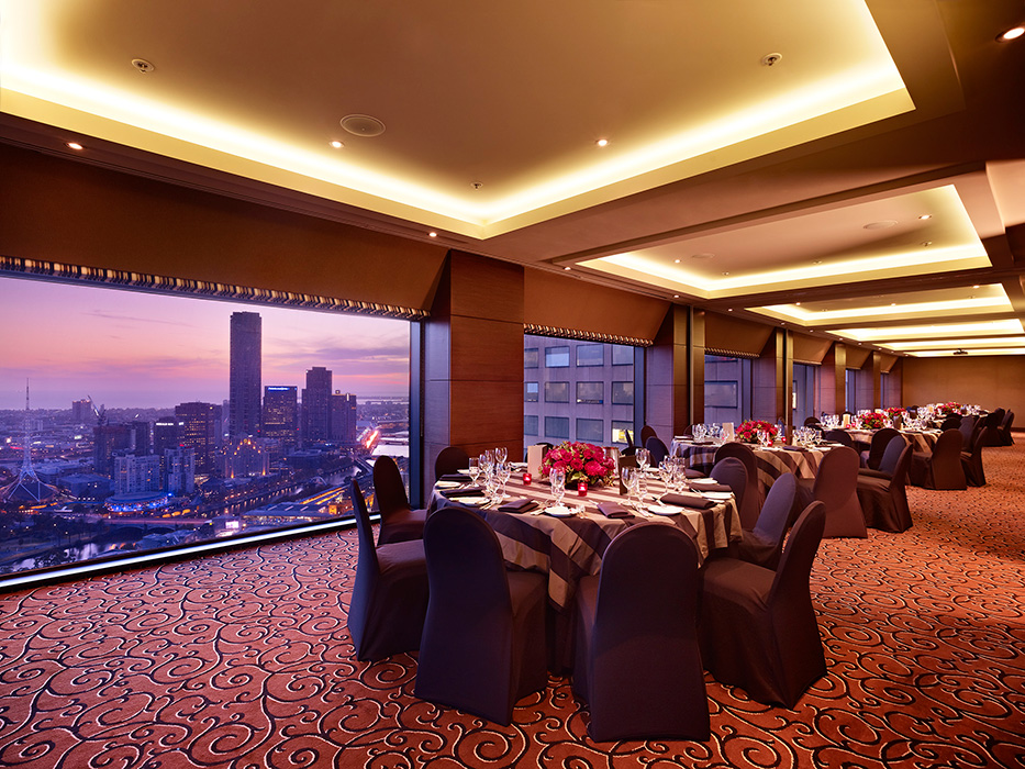 hotel function room photography - Level 35 Tower Suites at Sofitel Melbourne On Collins 5