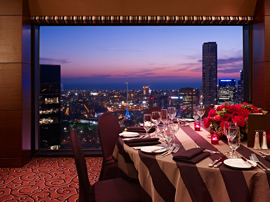 hotel function room photography - Level 35 Tower Suites at Sofitel Melbourne On Collins 6