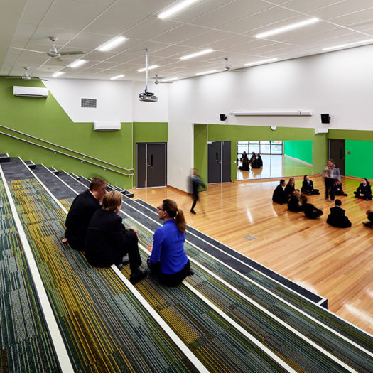 Mernda Central College gymnasium 2