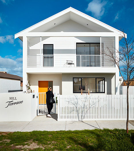 HILL TERRACE TOWNHOUSES 2