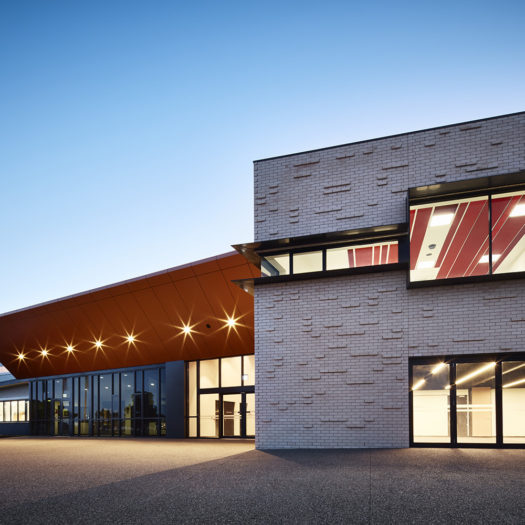 THOMAS CARR COLLEGE PERFORMING ARTS CENTRE AND GYMNASIUM 3
