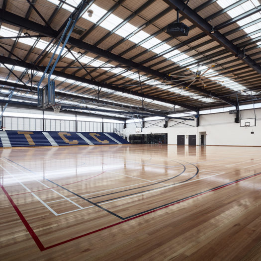 THOMAS CARR COLLEGE PERFORMING ARTS CENTRE AND GYMNASIUM 10