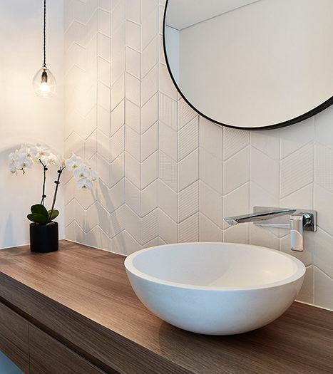 McArthur House photography bathroom vanity