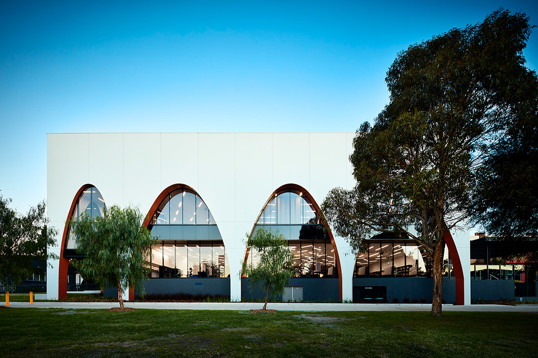 NASH LEARNING CENTRE, PARADE COLLEGE BUNDOORA 5