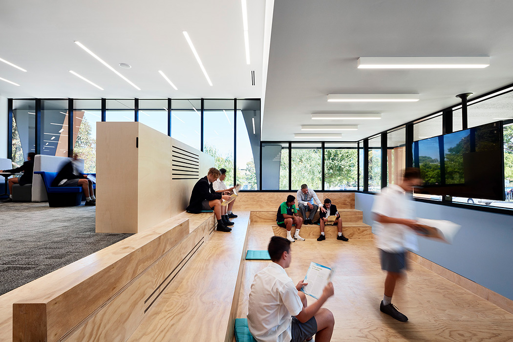 NASH LEARNING CENTRE, PARADE COLLEGE BUNDOORA 8