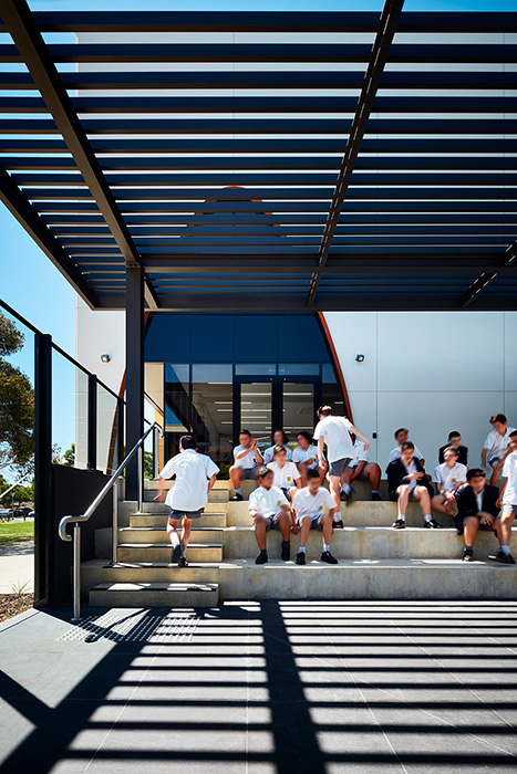 NASH LEARNING CENTRE, PARADE COLLEGE BUNDOORA 9