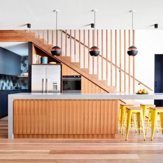 BROOKS staircase photo