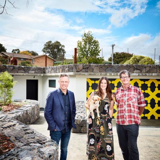GRAND DESIGNS AUSTRALIA SERIES 8 HOST & HOME OWNER PORTRAITS 4