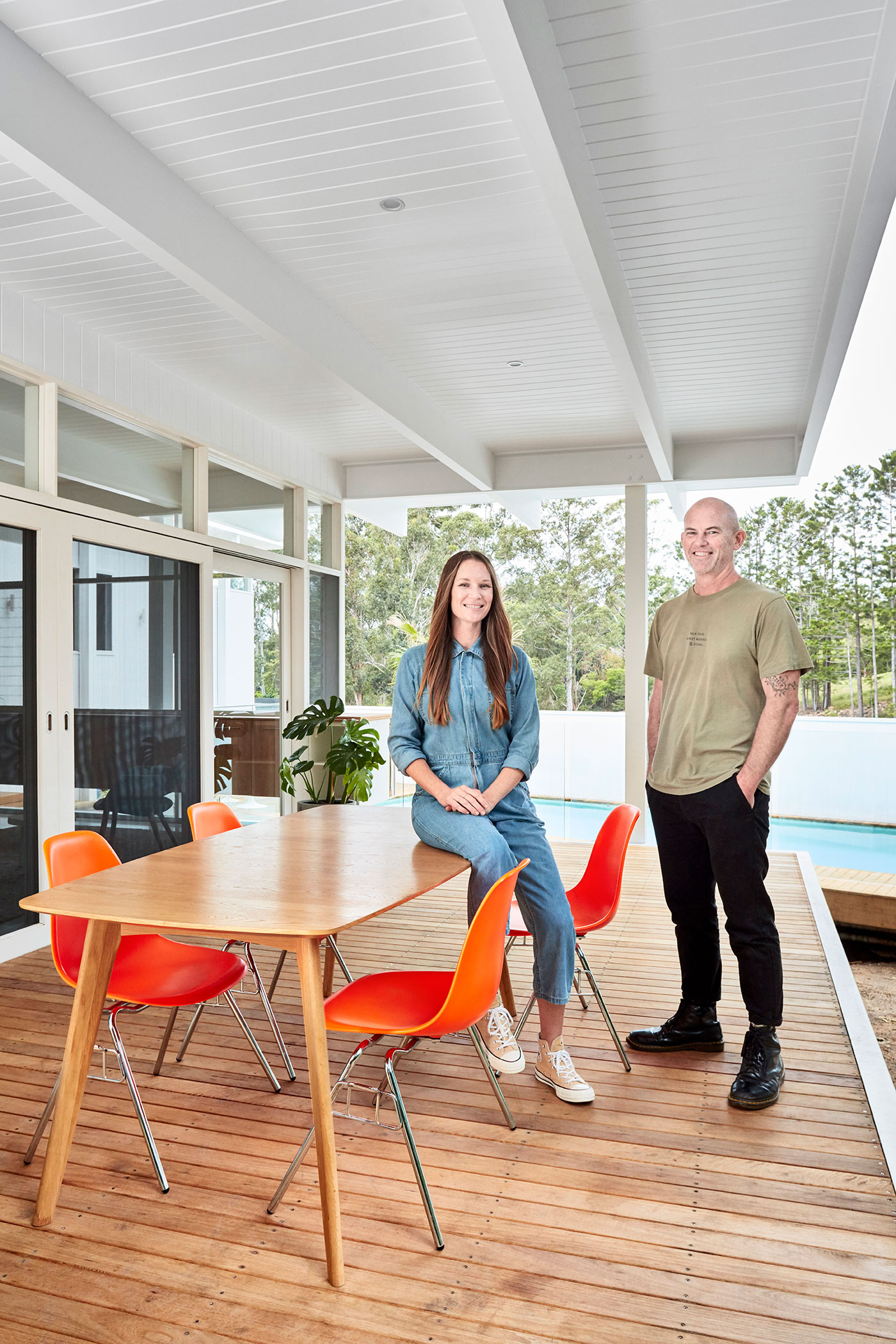 GRAND DESIGNS AUSTRALIA SERIES 8 HOST & HOME OWNER PORTRAITS 7