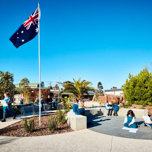 ST MARY MACKILLOP CATHOLIC PRIMARY SCHOOL - Australian Flag 1