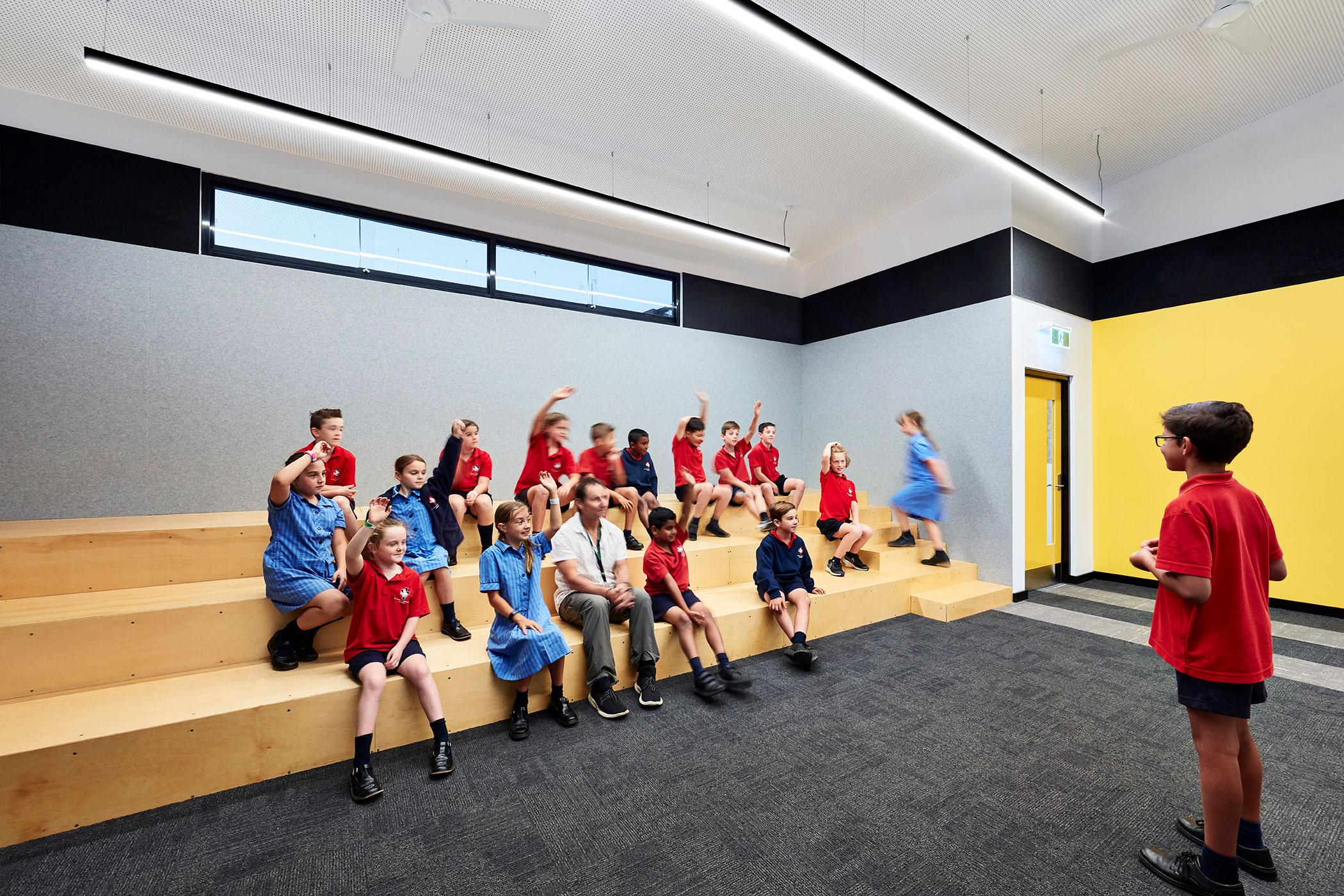 ST LOUIS DE MONTFORT'S PRIMARY SCHOOL 7