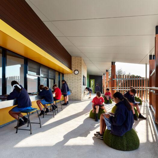 ST LOUIS DE MONTFORT'S PRIMARY SCHOOL 8