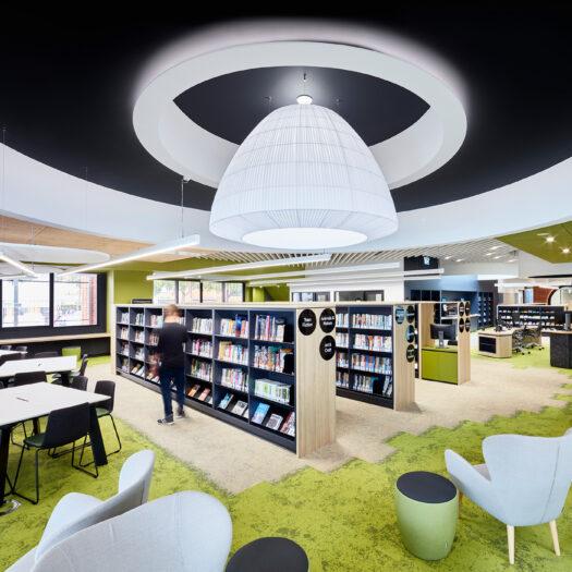 Sandringham Library 1
