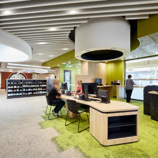 Sandringham Library 2