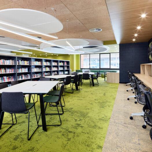 Sandringham Library 3