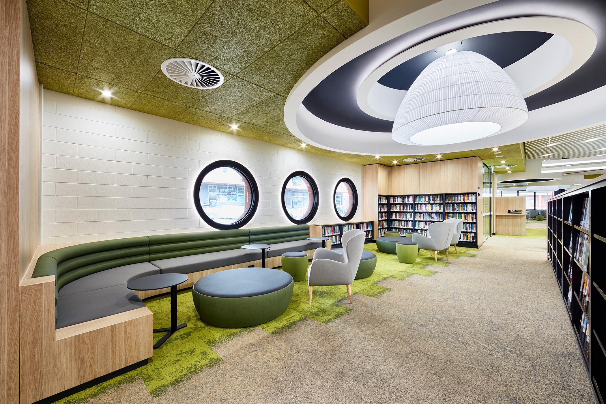 Sandringham Library 4