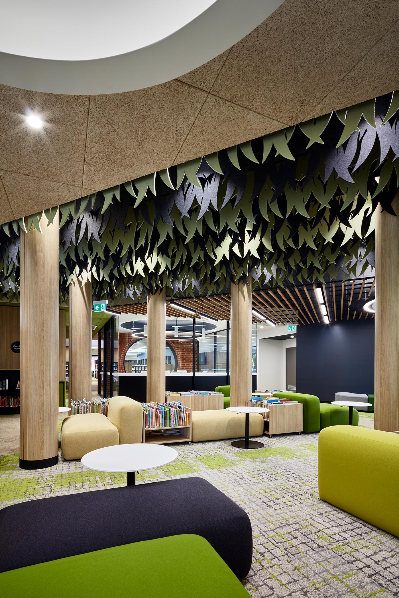 Sandringham Library 6