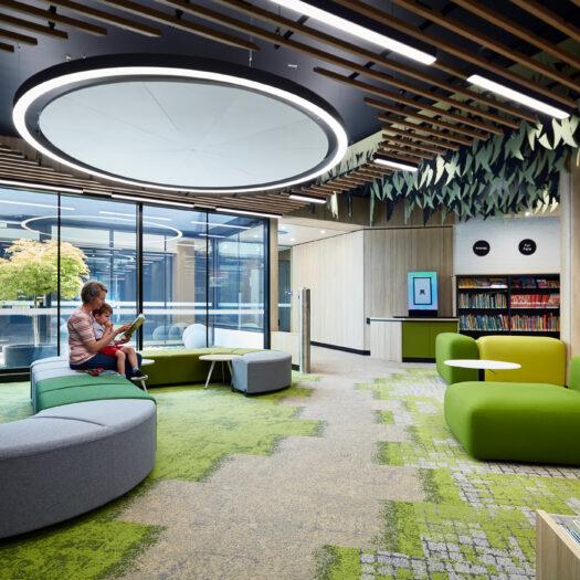 Sandringham Library 7